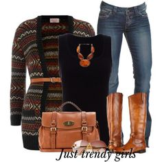 Winter knitted cardigans | Just Trendy Girls