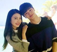 theyre so cute, the only real couple I ship. Joy is always so photogenic i get so jealous, like wenever she takes photots with sungjae she always turns out good, even beter than real life
