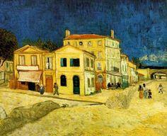 Vincent van Gogh - La casa amarilla