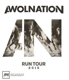 "Enter for a chance to win tickets to AWOLNATION's ""Run Tour 2015,"" on DigitalTourBus.com!"
