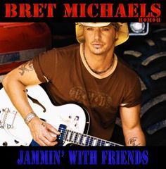Bret Michaels collaboration album moved to summer release