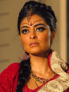 maquiagem indiana para carnaval - Pesquisa Google