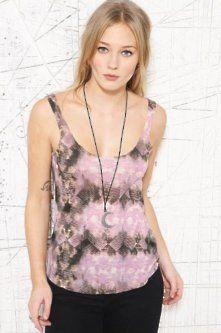 50% off Sale at Urban Outfitters - Style Steals for Under GBP10! This tank top is now £5!