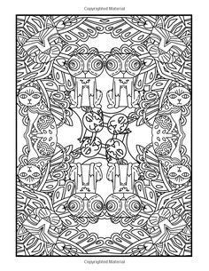 Mandalas To Color Bird Mandala Pattern Coloring Pages Intricate