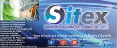 Conheça mais sobre o SITEX e entre em contato conosco para obter mais informações e usufruir dessa completa ferramenta para o setor Têxtil. SITEX - Sistema Integrado para Indústria Têxtil http://www.actualsystem.info/#!services/c5ro