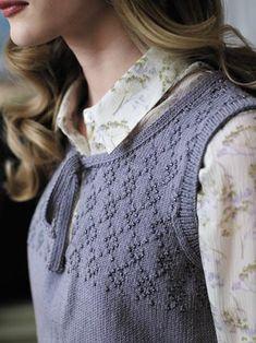 Hepburn by Sarah Hatton / Rowan Knitting & Crochet Magazine 44