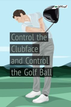 The absolutely most important component of hitting the ball straight? Having a square clubface at impact. Tips And Tricks, Cute Golf Outfit, Golf Tips Driving, Golf Stance, Volleyball Tips, Golf Putting Tips, Golfer, Club Face, Golf Instruction