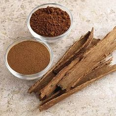 Cinnamon – It has been proven that 99.9% of viruses and bacteria can not live in the presence of cinnamon. So it makes a great antibacterial and antiviral weapon. It's also an incredible natural metabolism booster!