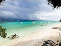 Zanzibar with Bianca + Brendan - Hooray Weddings Zanzibar Honeymoon, Honeymoons, Married Life, Beach Day, 10 Days, Scuba Diving, Newlyweds, Bliss, Jade