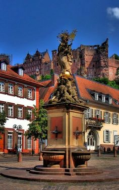 Heidelberg, Germany | Flickr - Photo by the-father