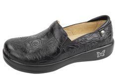 In cart purchase immediately but first: Make sure you can't find at a lower price elsewhere. Almost certain you can but don't forget to order!Alegria Shoes - Keli Night Rosette Professional Nursing Shoe, $119.95 (http://www.alegriashoes.com/products/keli-night-rosette-professional-nursing-shoe.html)