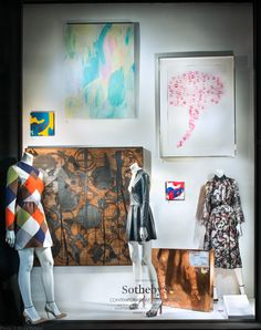 On Fifth Avenue: Sotheby's Contemporary Art | 5th at 58th