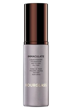 HOURGLASS Cosmetics 'Immaculate®' Liquid Powder Foundation available at #Nordstrom