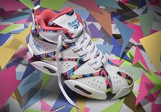22aa4637674 Reebok Kamikaze 1 I Love the - Sneaker Bar Detroit