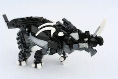 Lego Dinosaurus, Lego Dragon, Lego Animals, Amazing Lego Creations, Lego Craft, Lego Mechs, Lego Minecraft, Lego Design, Lego Creator