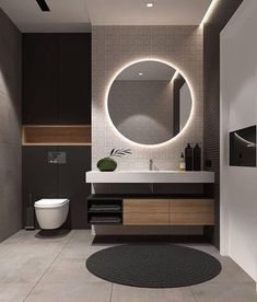 Examples Of Minimal Interior Design For Bathroom Decor 45 de. - Examples Of Minimal Interior Design For Bathroom Decor 45 design -