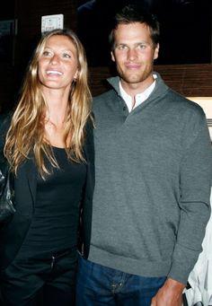 Photos: Gisele Bündchen and Tom Brady, a Fashion Love Story | Style | Vanity Fair