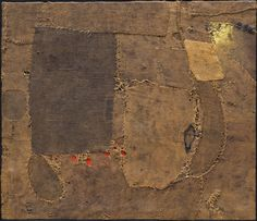 Alberto Burri - The Trauma of Painting Italian Painters, Italian Artist, Abstract Expressionism, Abstract Art, Abstract Paintings, Alberto Burri, Monday Images, Art Informel, Museums In Nyc
