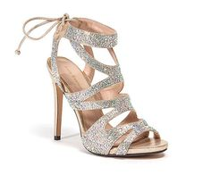 cd5f97144 Look at this Lady Couture Champagne Babe Pump on today!