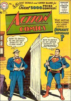 Action Comics #222