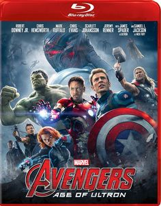 Buy Avengers: Age of Ultron Blu-ray Disc - Mobile Family Video