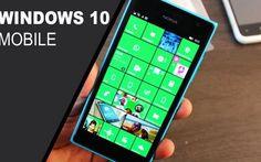 Windows 10 Mobile roll-out nel mese di marzo Dopo tanto tempo, microsoft ha ufficializzato l'inizio del roll out di windows 10 mobile, non si conosce la data esatta del rilascio ma è ufficiale che inizi nel mese di marzo, quindi il sistema oper #microsoft #windows10 #lumia