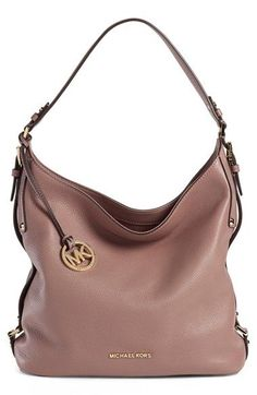 MICHAEL Michael Kors 'Large Bedford' Shoulder Bag available at #Nordstrom