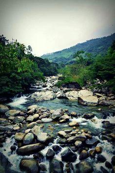 Dormilon River at San Luis,Antioquia #colombia #antioquia #places #nature