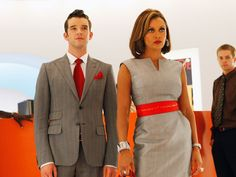 The Most Stylish TV Characters of All-Time: Vanessa Williams as Wilhelmina Slater on Ugly Betty, 2008.