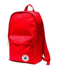 converse canvas backpack