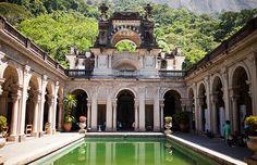 Parque Lage – um oásis de tranquilidade e bela natureza no Rio #RiodeJaneiro #momondo