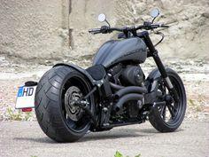 Moto Custom: Custom Sin Rival della Walz Hardcore Cycles