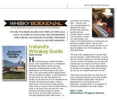 Ireland's Whiskey Guide - review in whiskypassion.nl Whisky, Ireland, Whiskey, Irish