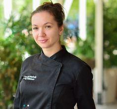 Natalia Pedenko - our pestry-chef
