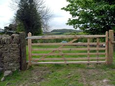How to Hang a Farm Gate/Fence - Instructables - Make, How To, and DIY