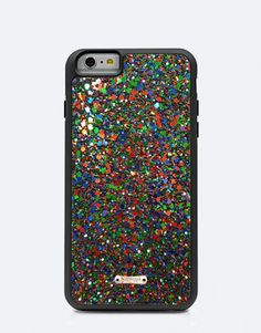 funda-glitter-multicolor Smartphone, Samsung, Iphone, Bling Bling, Glitter, Phone Cases, Mobile Cases, Phone Case, Glow