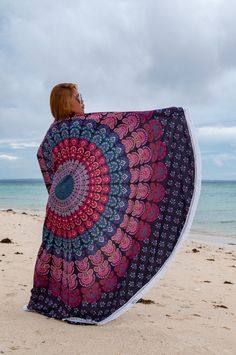 """The beach is calling and you must go""  Collection Name: Indian Beach Mandala  #FilindianSummer #FashionByTradition #cebuph #roundiemandala #beachholic #hippie #boho #gypsy #gypsysoul #filipinawanderers #indianmandala #philippines #beach #summerlover #mandala #beachessentials #roundiemandala #summerph #summer2018 #summeressentials #bohochic #bohemian #gypsy #ethnicstyle #banjaragirl #wanderlustfilipina #authenticindianitems #mandalacebuph #cebuph #blockprintmandala #beachmandalaph…"