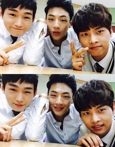 Cheeky Go Go | Lee Won Geun, Ji Soo, VIXX's N