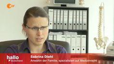 ZDF Hallo Deutschland vom 23.06.2015 Tdliches Schmerzmittel Diclofenac Schadensersatz Schmerzensgeld Fachanwltin fr Medizinrecht Sabrina Diehl