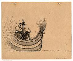 "'Three Passengers"" Jon Carling 2011"