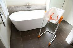 No bath tub?? No Worries.The CharliChair fits in any average sized shower. Check us out at www.charlichair.com . #nobathtub. Now selling in mybabywarehouse and soon to be in Babies R Us.