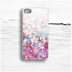 iPhone 5C Case Spring iPhone 5s Case Coral Floral by HelloNutcase, $19.00