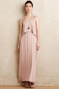 Muskmallow Maxi Dress - anthropologie.com #anthroregistry