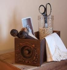 uses for sewing machine drawers - Google Search