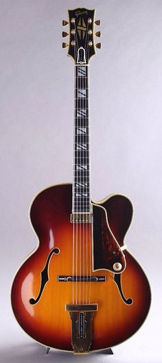 GIBSON Johnny Smith SB 1962 - traded my 355 on one of these. Great guitar. I had it from 62 to 70 when the neck was broken by a careless sax man.