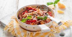 Tomato and Chorizo Pasta Low Calorie Recipes, Diet Recipes, Vegetarian Recipes, Healthy Recipes, Healthy Diners, Chorizo Pasta, Kitchen Recipes, How To Cook Pasta, Pasta Dishes