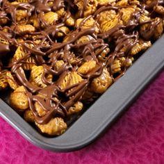 Crispix Peanut Butter Treat