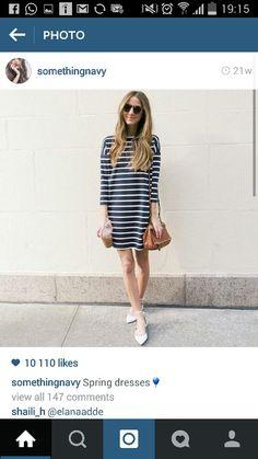 I like how the dress fits.