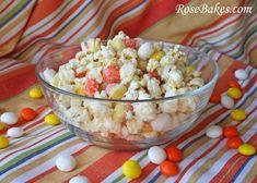 Candy Corn Snack Mix Recipe 3