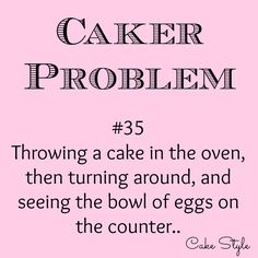 Sometimes we just think everyone understands. Bakery Quotes, Chef Quotes, Food Quotes, Funny Quotes, Great Quotes, Quotes To Live By, Inspirational Quotes, Baking Soda Under Eyes, Problem Quotes